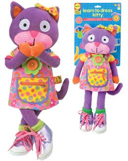 Learn To Dress Kitty | by TeachersParadise.com | Teacher ...