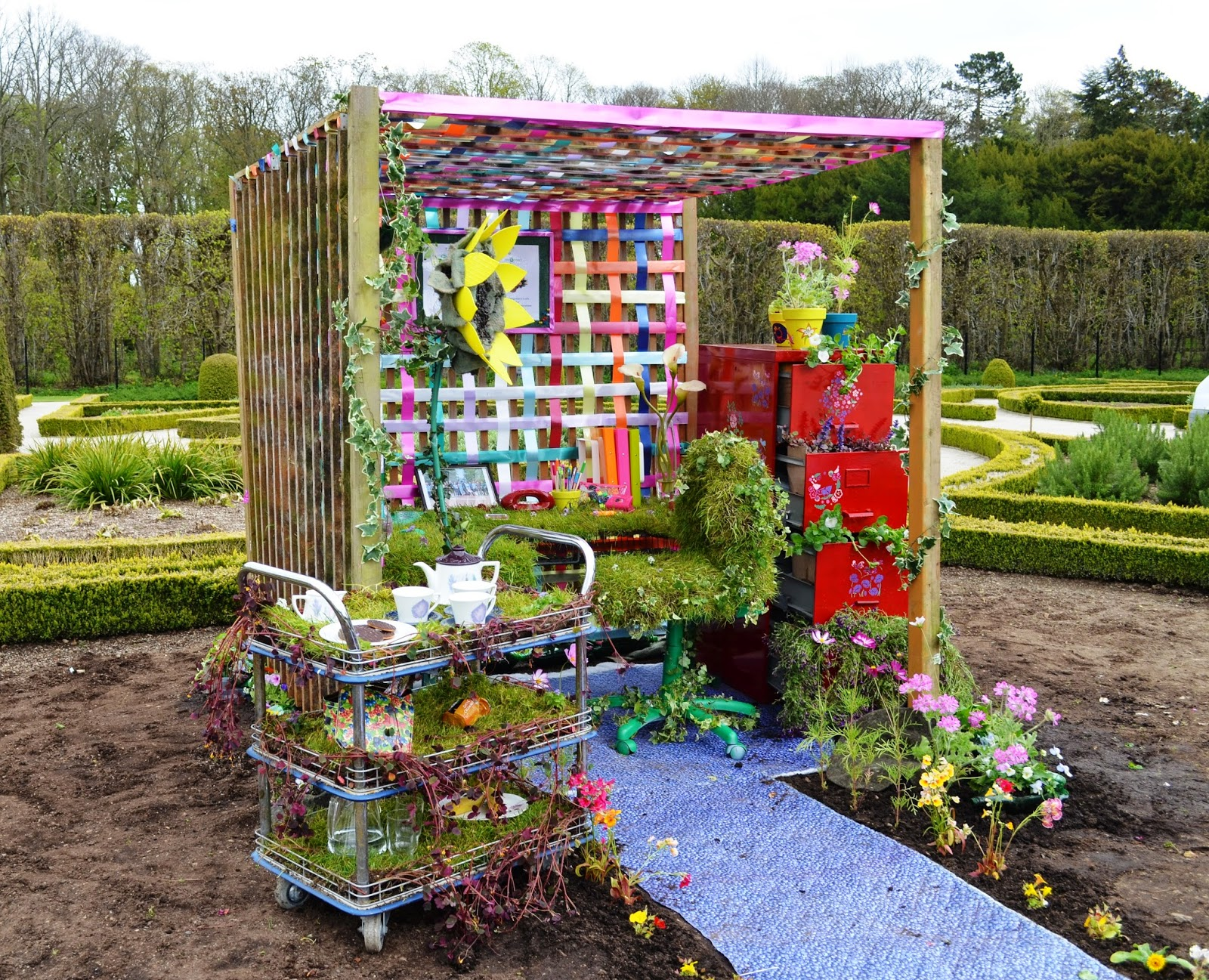 garden show ireland fun tastic displays - Garden Design Northern Ireland