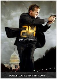 Baixar Série 24 Horas - Série Completa + Filme Redemption - Torrent