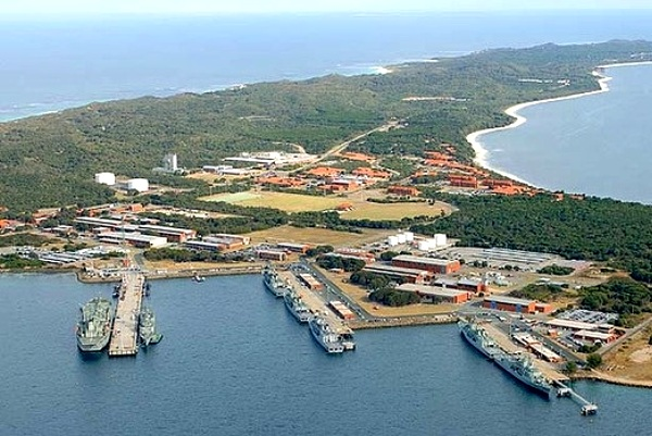 HMAS Stirling Pangkalan AL Australia