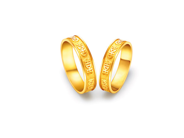 """""""Rings of Destiny"""" collection"""
