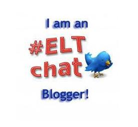 #ELTchat Blogger