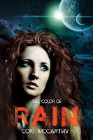 the color of rain by cori mccarthy book cover