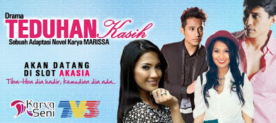 Tonton Drama Teduhan Kasih Episode 18 (SLOT AKASIA) - Full Episode