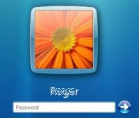 reset password Windows