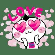 sticker de amor para whatsapp