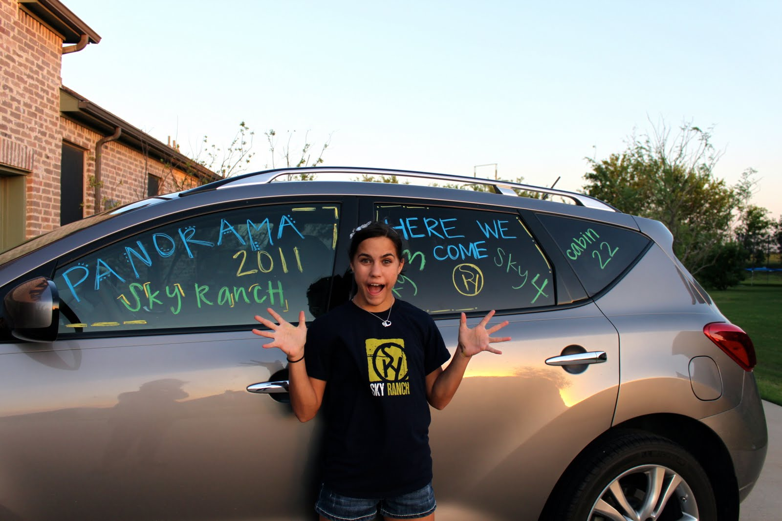 SkyMoms Tips From Tori Show Your Sky Spirit And Decorate Your Car - Show your car