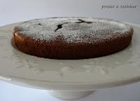 prazer a cozinhar - delícia de chocolate e morangos
