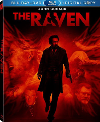 The Raven (El Cuervo:Guía para un Asesino)(2012) 1080p BRRip 1.7GB mkv Dual Audio AC3