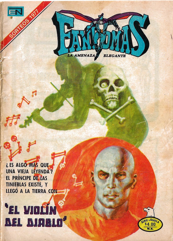 Fantomas, La Amenaza Elegante: Enemigos de Fantomas: El