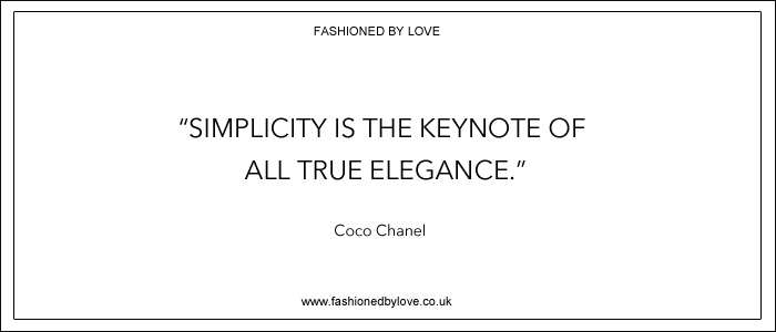 via fashioned by love | best fashion & style quotes | Chanel