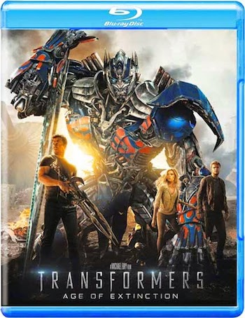 Transformers Age of Extinction 2014 BluRay Download