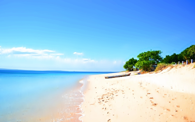Wisata Pantai tablolong Nusa tenggara Timur