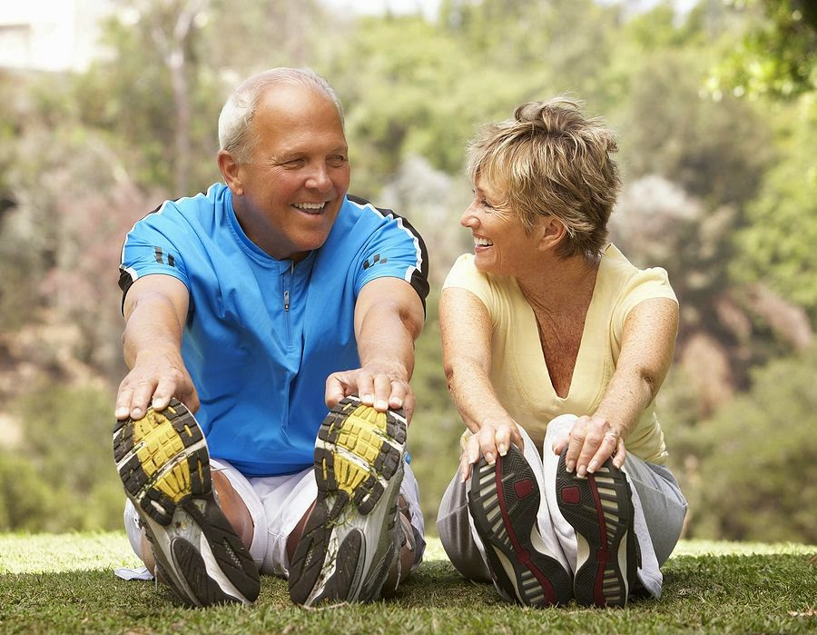 Health Tips for Senior - Staying Healthy Over 50