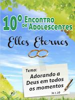 10° Aniversário Grupo Adolescentes