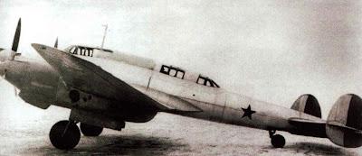 ВИ-100 на испытаниях