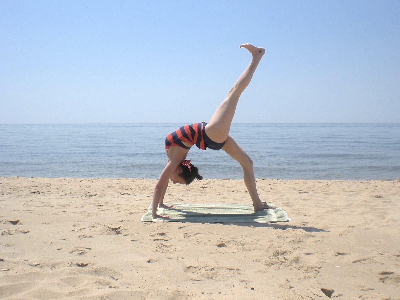 Beach Yoga Beach Yoga