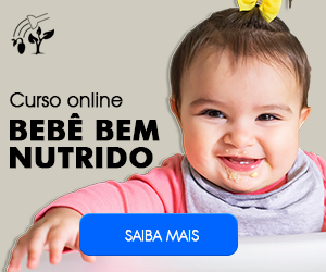 Bebê bem nutrido