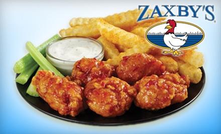 Zaxbys coupon code