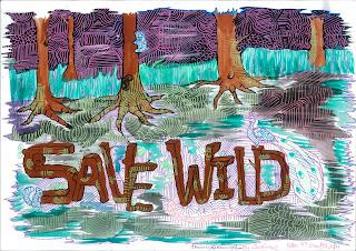 save wild life essay