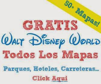 Mapas de Disney World