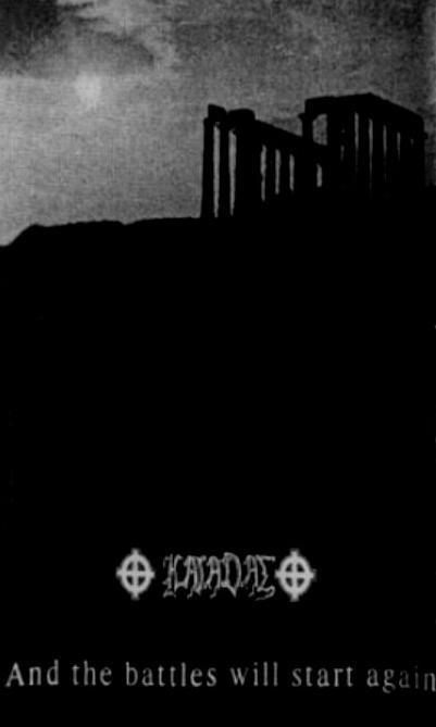 Kaiadas - ...And The Battles Will Start Again [Demo] (1997)