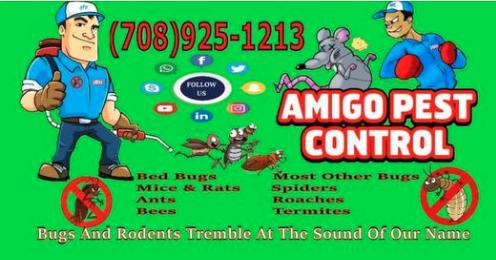 Amigo Pest Control