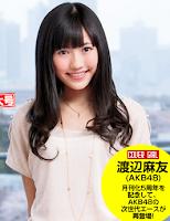Foto Dan Profil Mayu Watanabe, Si Cantik Personel AKB48