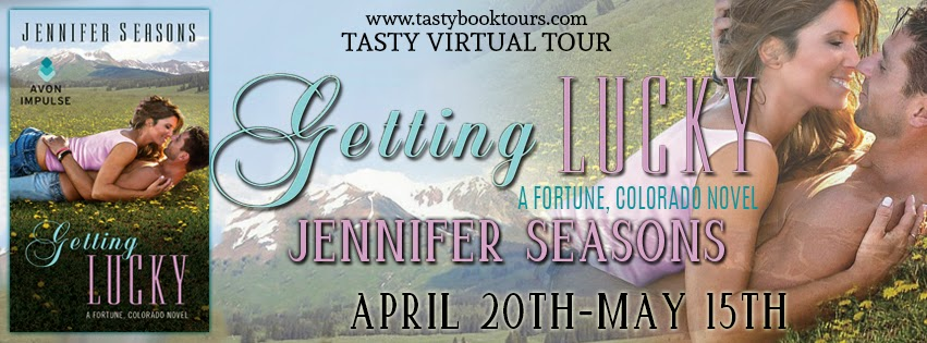 Getting Lucky by Jennifer Seasons – Excerpt + Giveaway