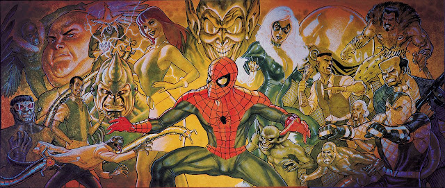 Spider-Man Enemies
