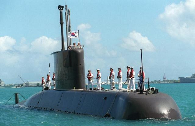 Changbogo-class (Type 209)