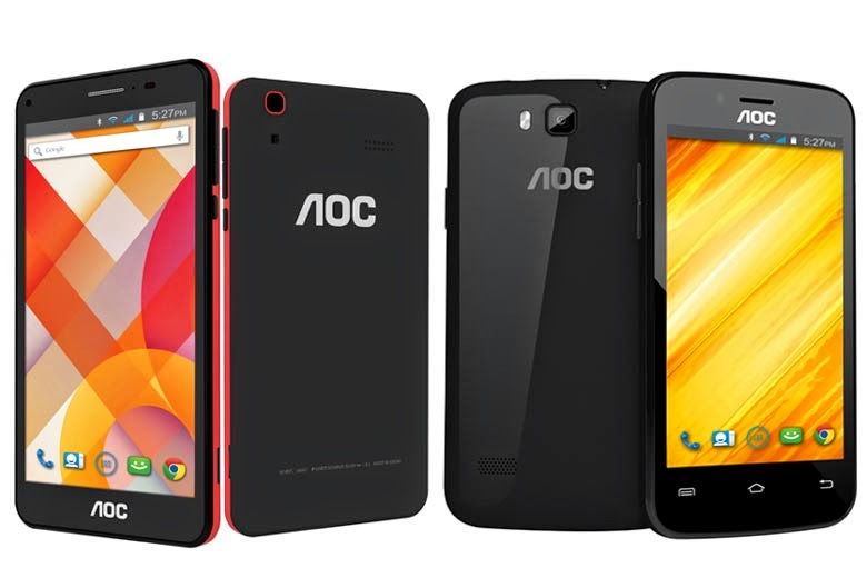 AOC 3G smartphones and Tablets Price and Specifications