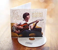 Robbie Conrad's new worship album