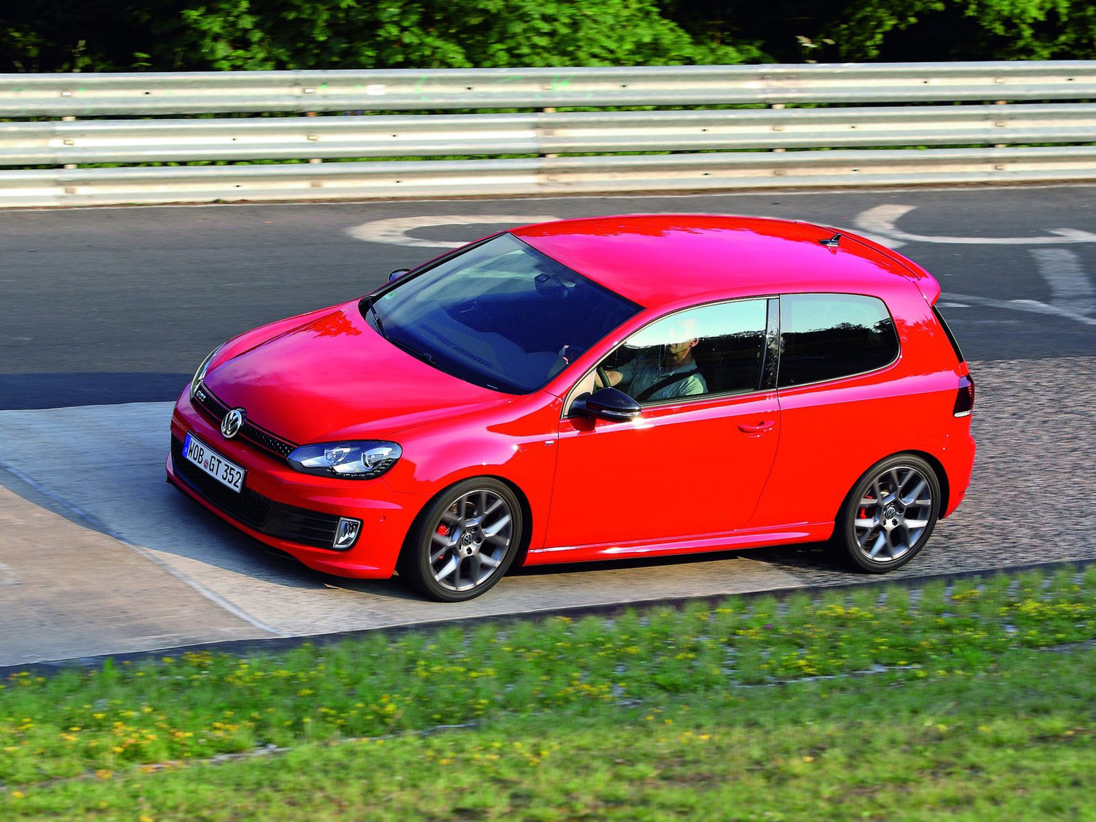 2011 Volkswagen Golf Gti Edition 35 Car Wallpaper Auto