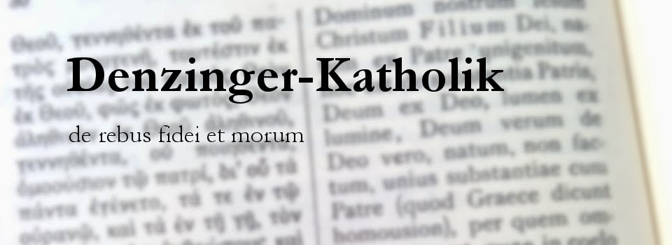Denzinger-Katholik