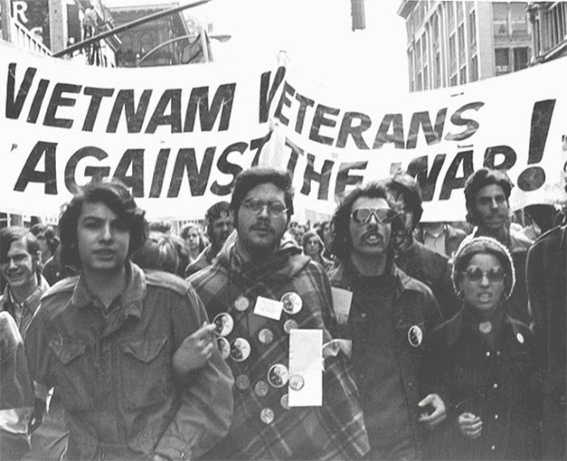 How this 1967 Vietnam war protest carried the seeds of American division