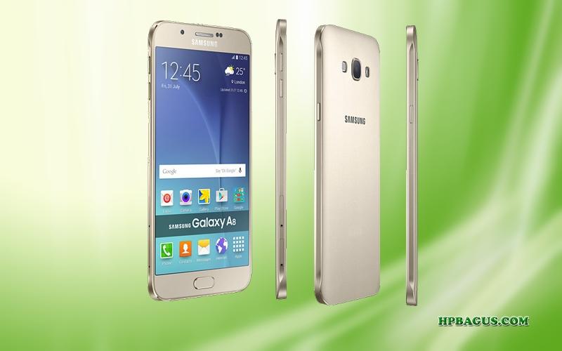 Spesifikasi Samsung Galaxy A8 Smartphone Android