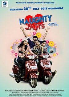 Naughty Jatts (2013) Watch Online Punjabi Full Movie