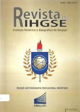 "REVISTA DO IHGSE - Dossiê ""Intelectuais da Casa de Sergipe ,  Nº 42 ISSN 1981.7347"
