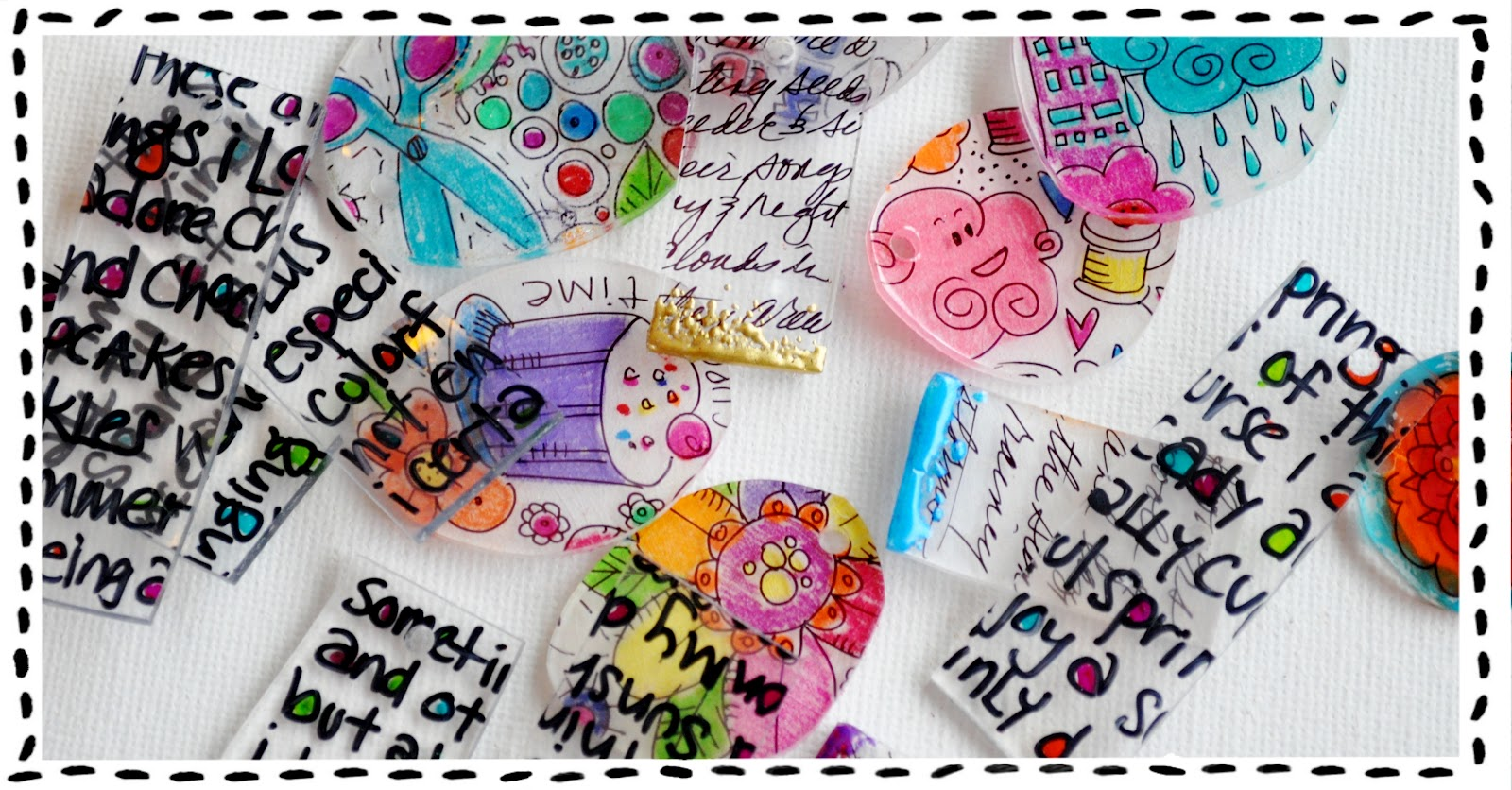 Kelli nina perkins likes loves mini doodle charms tutorial for Doodle tutorial