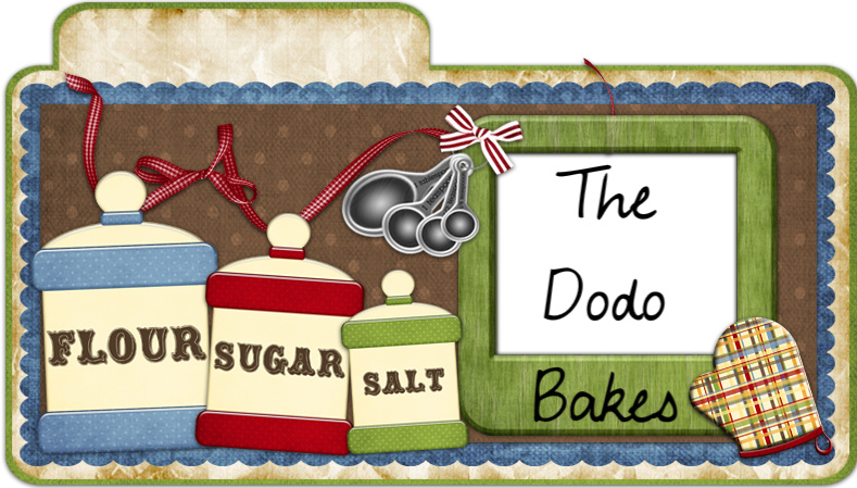 The Dodo Bakes