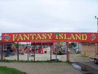 Crazy Golf at Fantasy Island on Canvey Island