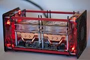 Butterfly Labs 65nm ASIC Single SC mining machine
