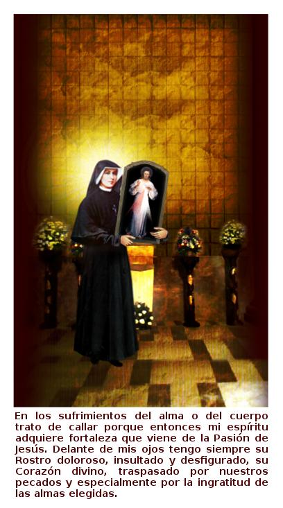 un consejo de una santa para sufrir con probecho