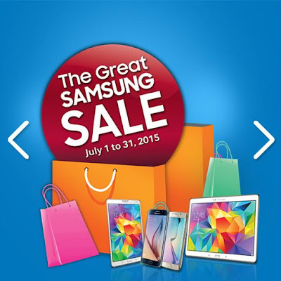 The Great Samsung Sale