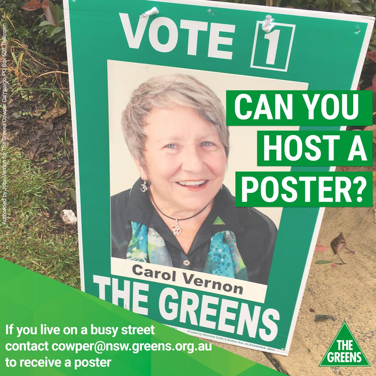 Host A Poster