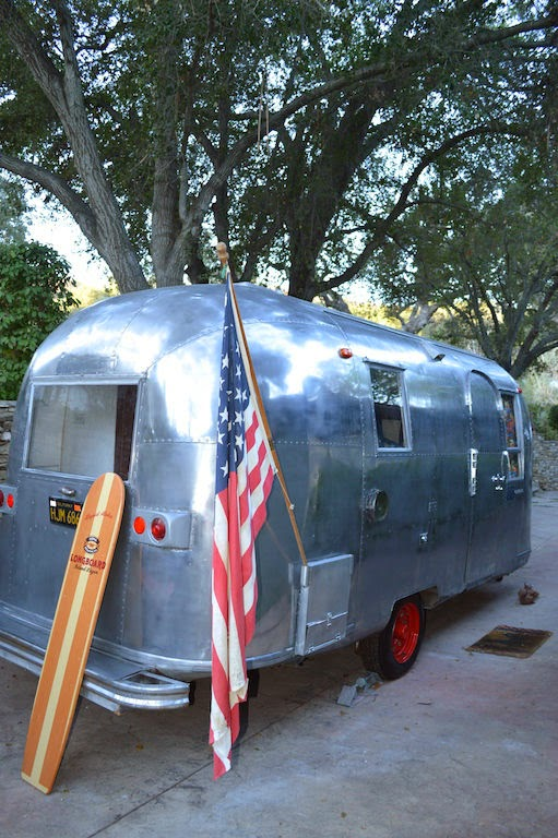 Offgrid Living Airstream