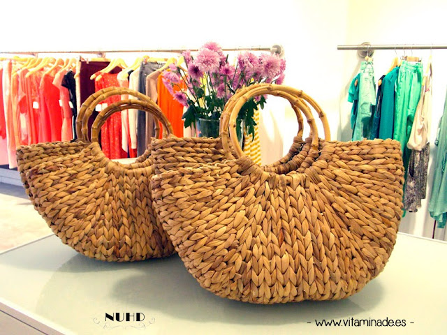 cestos para el verano