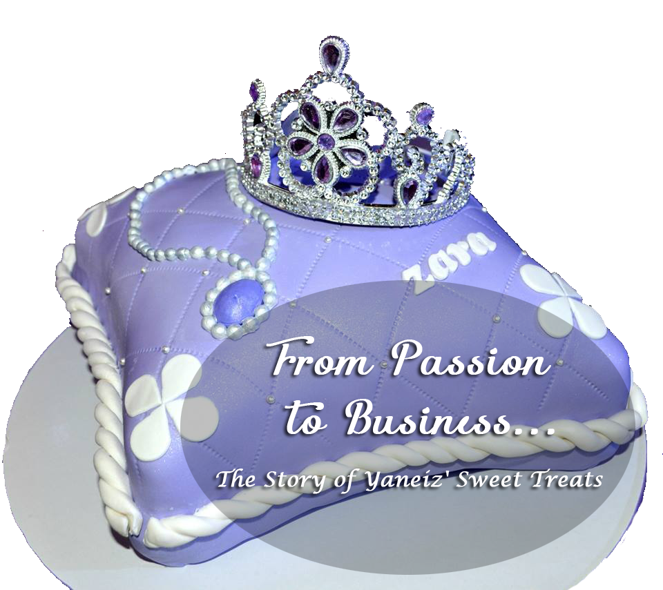 turning one s passion into a career the story of yaneiz sweet it was in late 2012 when a friend of mine referred chef yaneh and her cake creations and it was in that year that i ordered my first fondant cake