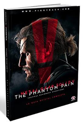 LIBRO - Metal Gear Solid V . The Phantom Pain  La Guía Oficial Completa (Piggyback - 1 septiembre 2015)  VIDEOJUEGOS | Comprar en Amazon